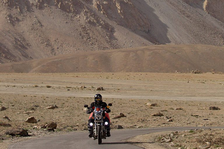 Motorcycle from Delhi to Leh Route Guide
