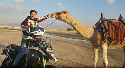 Moto Israel Motorcycle rental and Tours