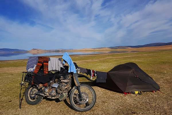 Ultimate Motorcycle Camping Kit List (2)