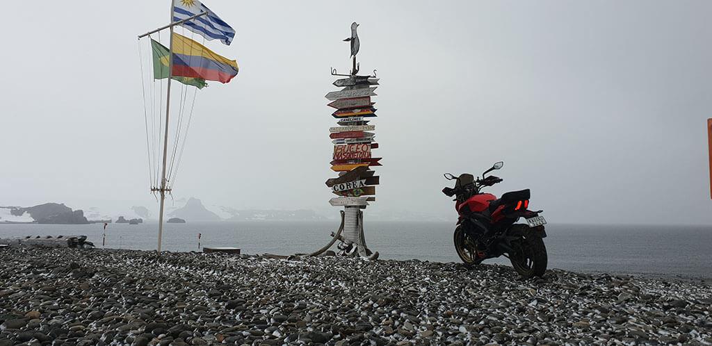 general artigas base of uruguay motorcycle