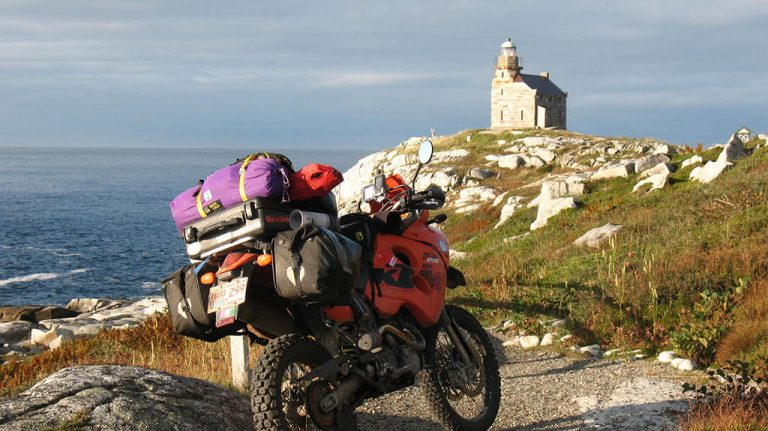 Newfoundland Motorcycle Guide