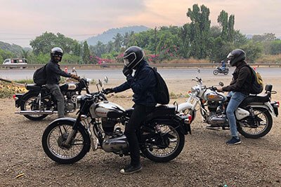Contes Asia Motorcycle Tours in India