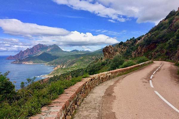 Corsica and Sardinia Banner