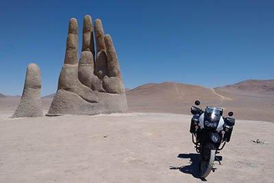 El Circulo Atacama Route 40 Motorcycle Tour