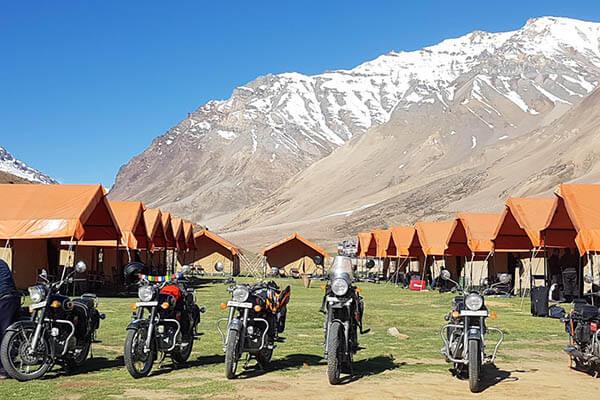 El Circulo Travel Motorcycle Rental and Tours India