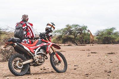 Karanga Adventure Motorcycle Tours in Tanzania