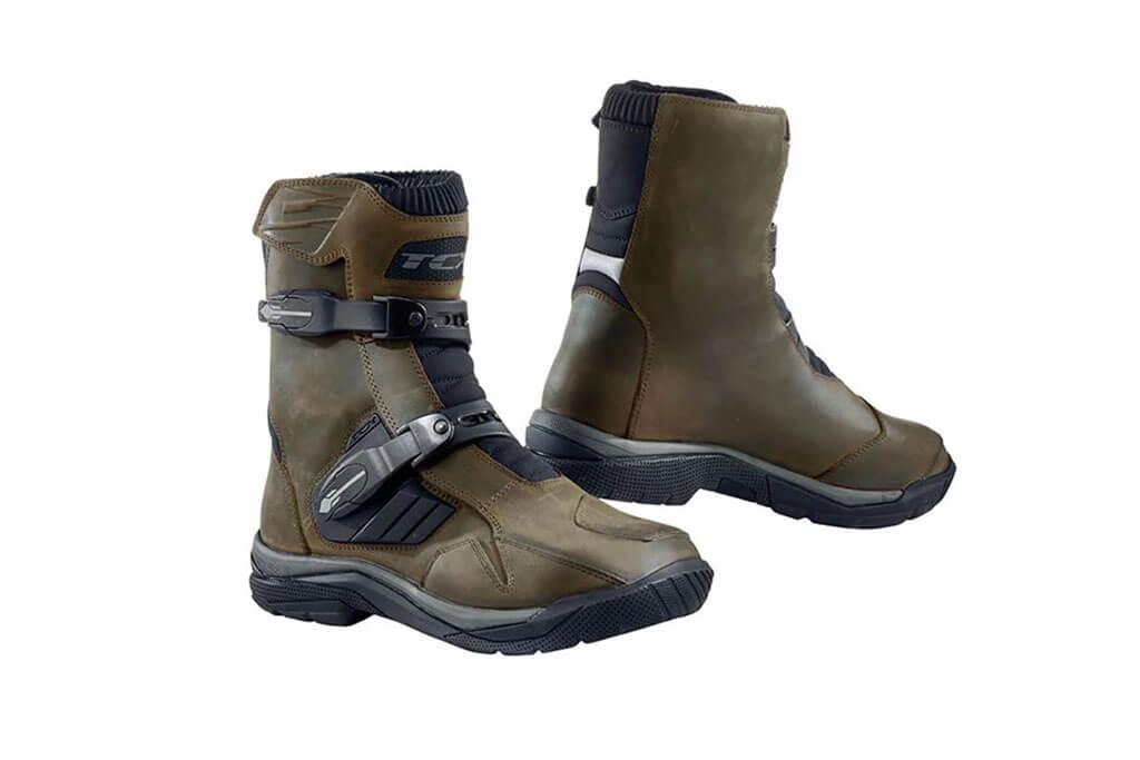TCX Baja Adventure Boots Mid Brown