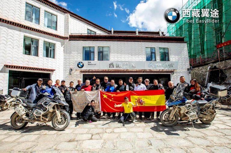 Tibet Easy Rider Motorcycle Tour to Mount Everest (20)