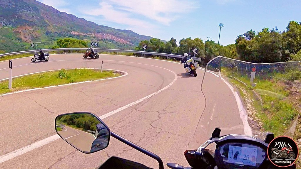 Motorcycle Touring Guide Corsica and Sardinia