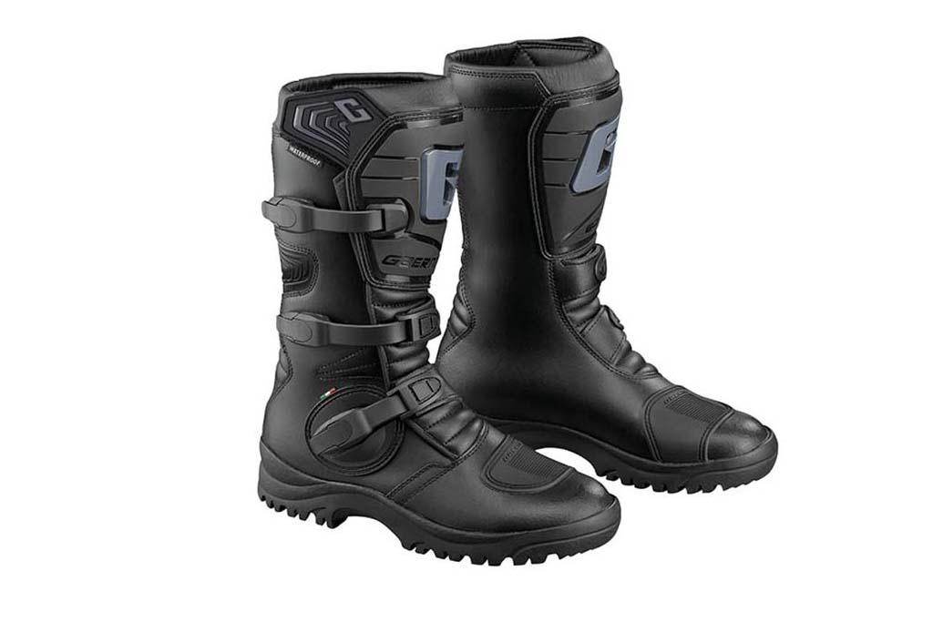 gaerne g-adventure boots black