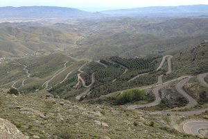 Motorcycle Touring in Andalucia