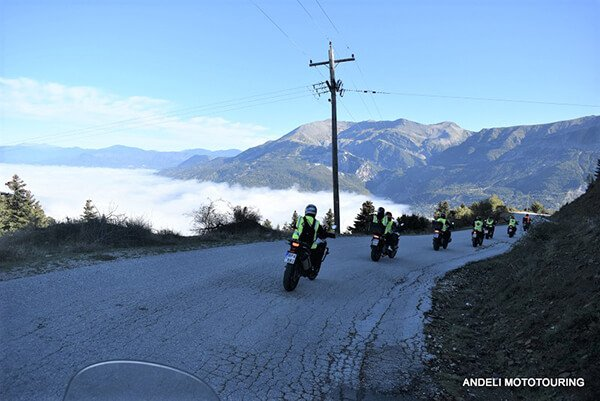 Andeli Mototouring Greece Motorcycle Rental and Tours