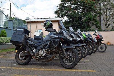 Tomoto Tours Motorcycle Tours in Kenya Africa