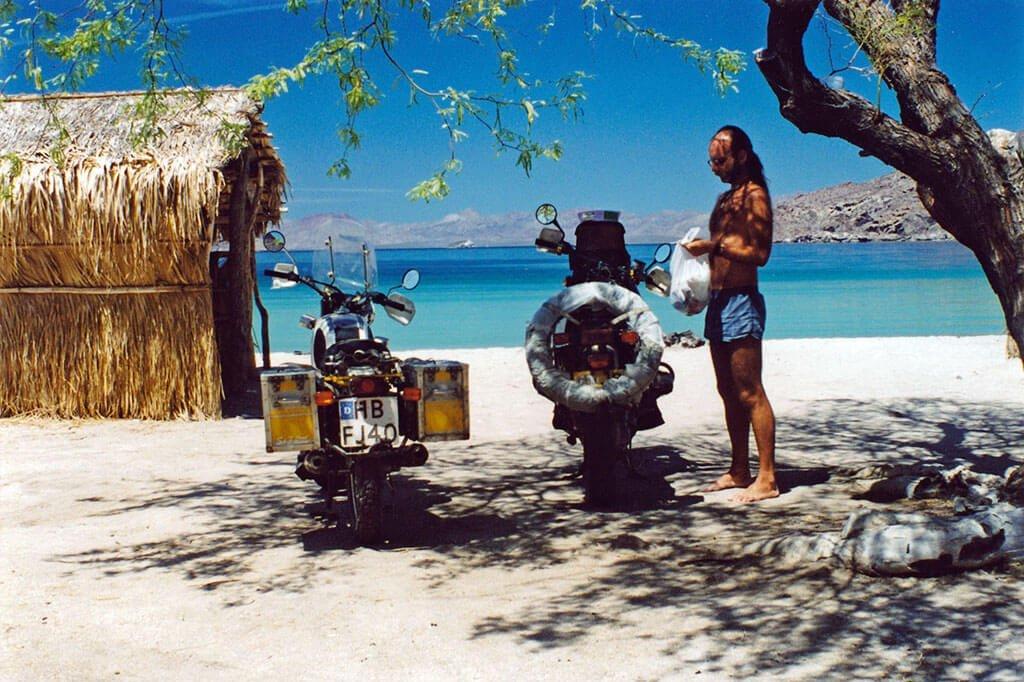 one the beach baja sam manicom