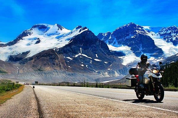 Best Canada Motorcycle Route