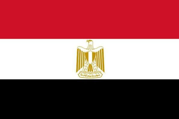 Egypt Motorcycle Travel Flag