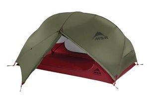 MSR Hubba Hubba NX 2 Motorcycle Camping Tent