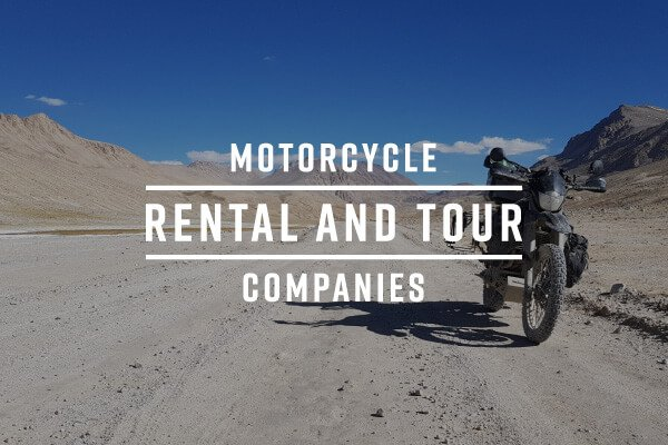 Mad or Nomad Motorcycle Rental and Tour Companies