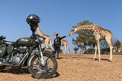 Nami Bike Adventure Motorcycle Tours in Namibia