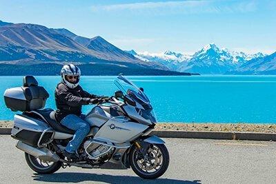 Paradise Motorcycle Tours New Zealand