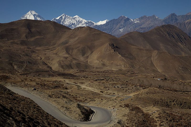 Nepal Motorcycle Trip National Parks