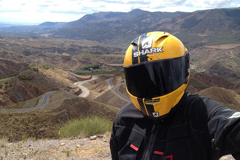 ohanes Europe Motorcycle Tour
