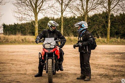 Adventure Bike Training