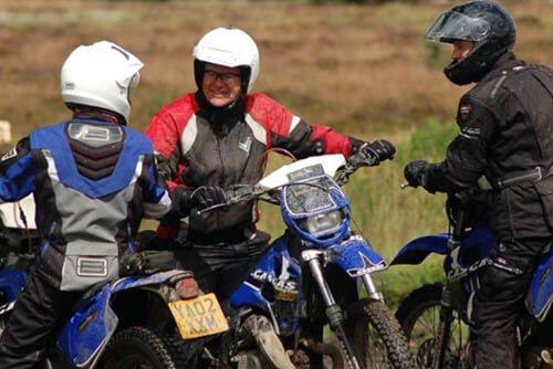AdventureRide Off Road training
