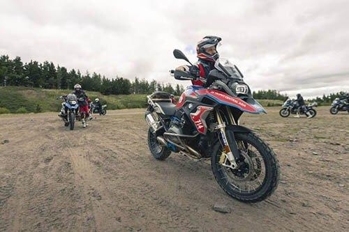 BMW Off Road Skills