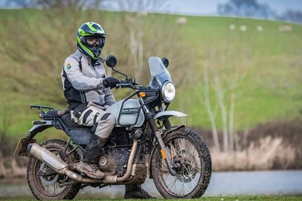 TrailQuest Royal Enfield Himalayan Off Road Training (2)