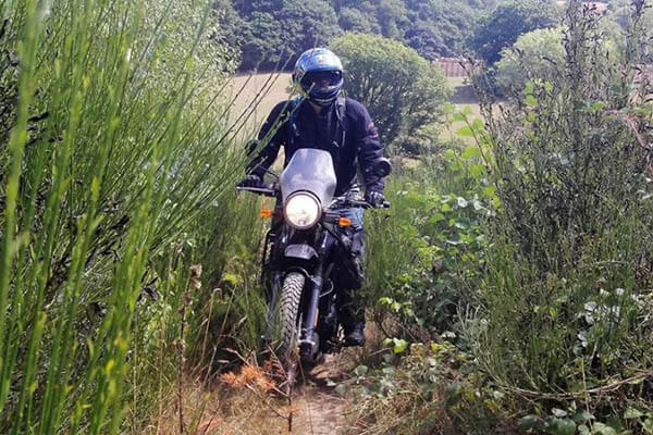 TrailQuest Royal Enfield Himalayan Off Road Training (3)