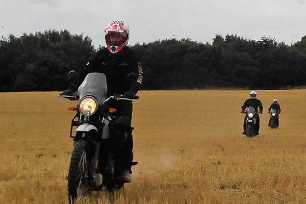 TrailQuest Royal Enfield Himalayan Off Road Training (4)