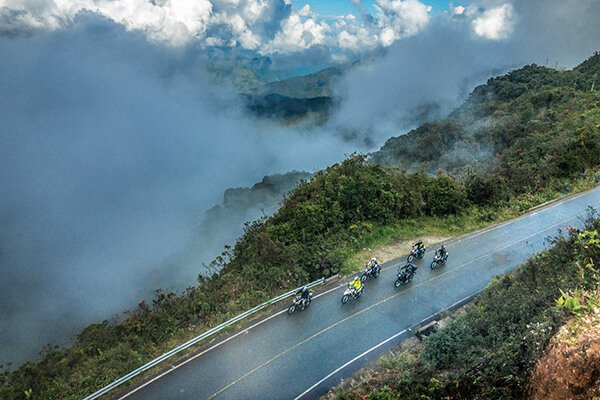 Colombia the 6 Best Motorcycle Routes