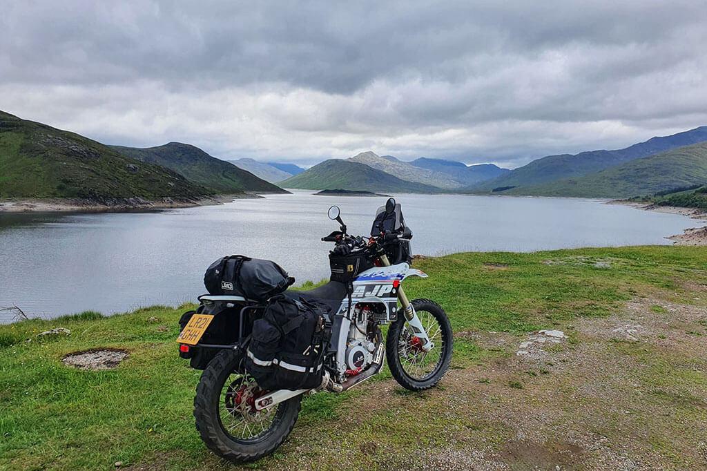 Adventure Spec Magadan Panniers Review