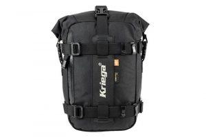 Kriega US-5 motorcycle tail bag